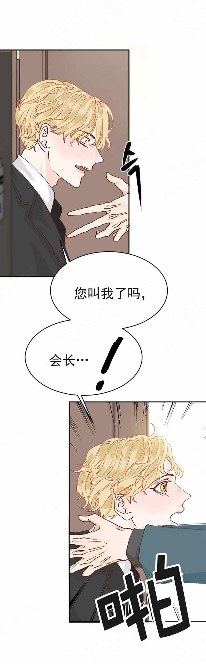 会长!请放开我-漫画下拉式阅读_最新连载完整版汉化-啵乐漫画