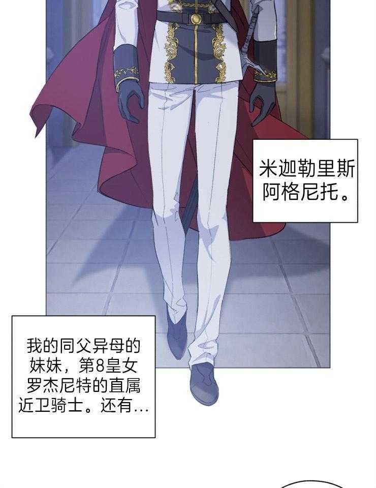 《重生皇女与她的骑士》漫画韩漫汉化版在线阅读欣赏